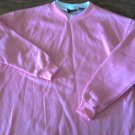 Southern Expression woman's pink long sleeve sweater size Large