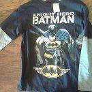 Batman boy's navy long sleeve shirt size 5/6