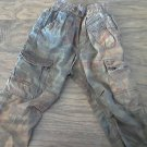 Osh Kosh toddler boy's brown and green camo pant size 4T