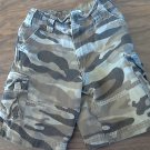 Faded Glory boy's camo short size 5T