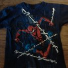 Marvel boy's navy short sleeve t-shirt size 8