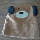 Baby Boy's brown dog hat size one size