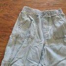 Garanimals toddler girl's blue jean short size 4T