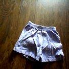 Garanimals girls light purple elastic waist short size 4t