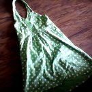 Faded Glory girl's green around neck string dress size 4t