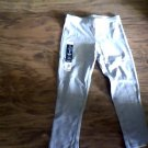 New Faded Glory girl's gray legging size 4t-5t