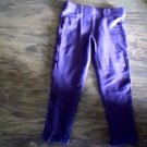 Garanimals todder girl's purple slimmer pant size 4t