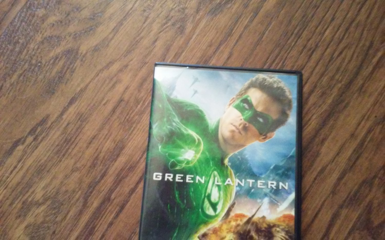 Green Lantern DVD 2011