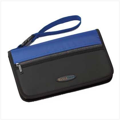 Blue 48-CD Case