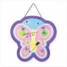 Butterfly Dry Erase Board
