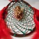 HandMade Dreamcatcher Grapevine Native American art OOAK Decoration Ornament 98