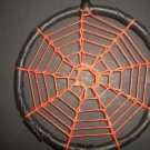 DreamCatcher Mandella Decoration Handcrafted Native Amercian Art Sinew Feather 3