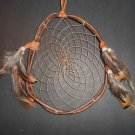 Hand Made Dreamcatcher Grapevine Native American art OOAK Decoration Ornament