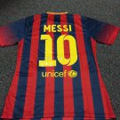 13/14 Barcelona Home Jersey PLAYER VERSION Messi #10 Size M