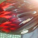 Red Bell Ukon adult bicycle helmet