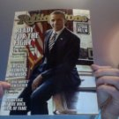 ROLLING STONE magazine barack obama 2012 new