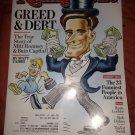 Rolling Stone magazine mitt romney 2012 new