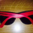 southern comfort cherry red sunglasses