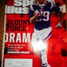 sports illustrated legarrette blount PATRIOTS cover 01/2014 new