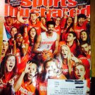 sports illustrated syracuse university april-13 mag