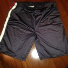 stitch athletic shorts xl gray used