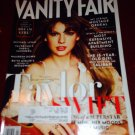 taylor swift vanity fair 2013 cover