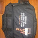 used San Francisco conference duffel bag early 90s