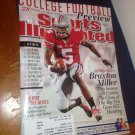 Sports Illustrated braxton miller aug-13