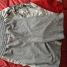 and one athletic shorts m gray used