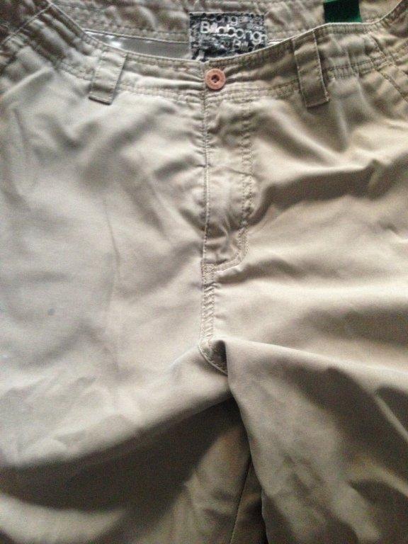 billabong shorts 33 brown used