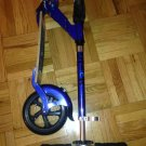 blue razor scooter works used