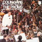 colin davis last night of the proms vinyl-lp pressing