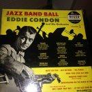 eddie condon jazz band ball 4 X 7'' lp set decca records 1950s