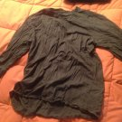 Banana republic sweatshirt size L