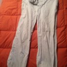 Gap pants 33x30 white