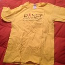 Hanes boston university dance marathon shirt size S