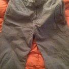 J crew grey pants 32x35