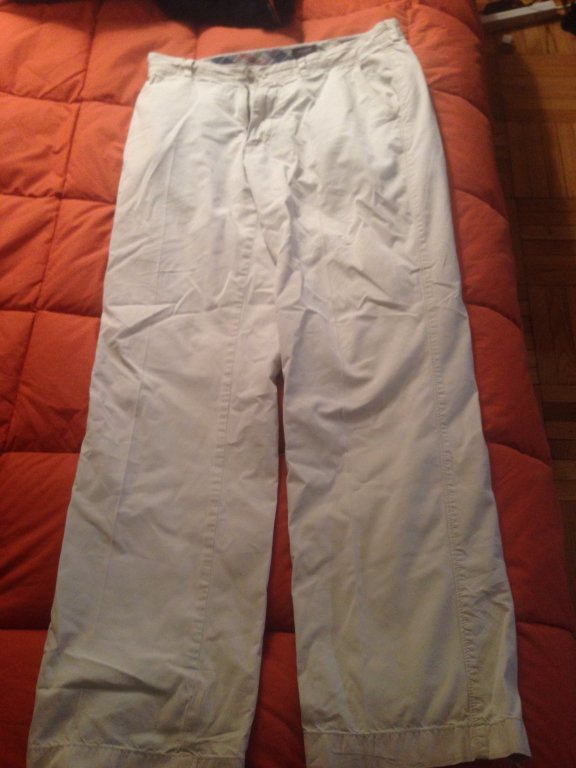 Jcrew regular fit pants 32x34