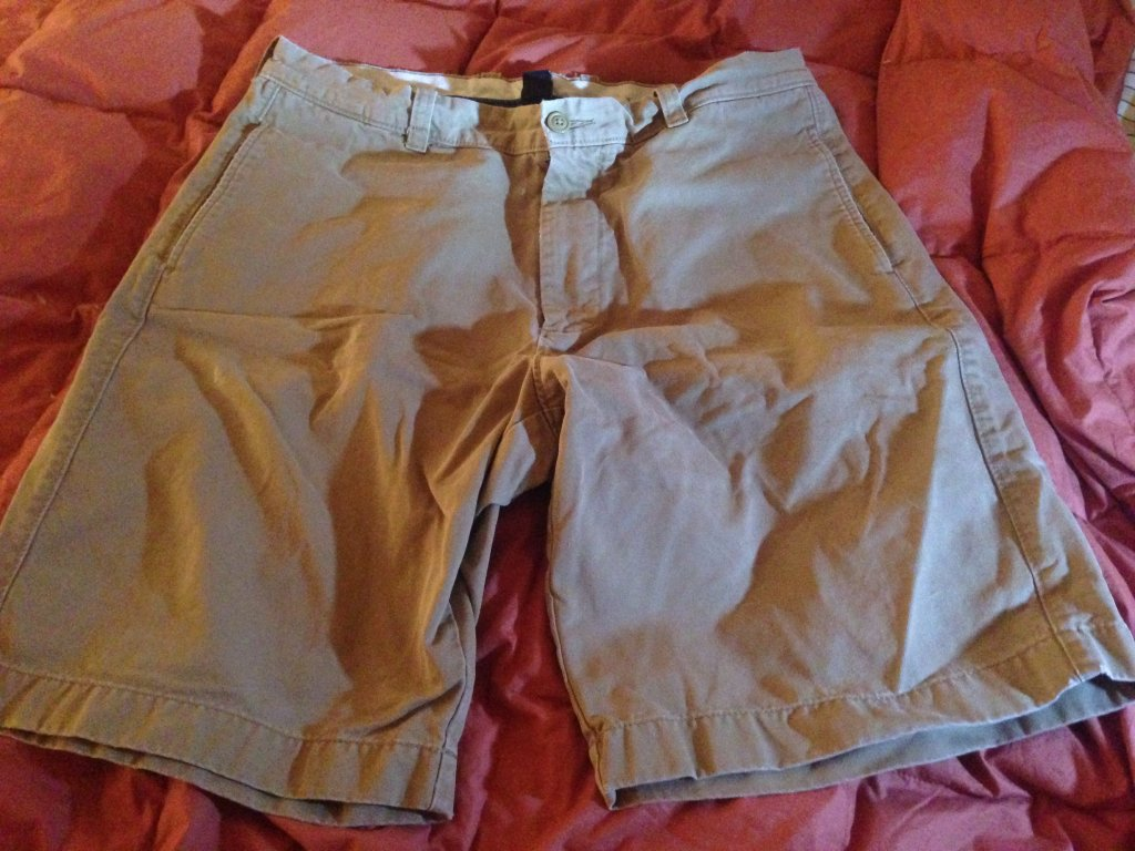 Jcrew shorts 35w brown