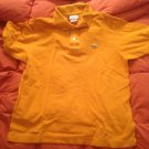 Lacoste orange dress shirt size 4L