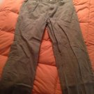 Lands end relaxed fit jeans 34w
