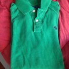 ll bean dress shirt green size M