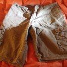 Nxp green shorts 32w