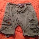 Nxp green shorts 34w