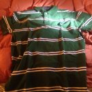 Polo ralph lauren green dress shirt sizeM