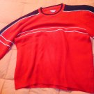 Unionbay red sweatshirt sizeXL