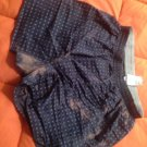 Uniqlo dark blue boxers size M