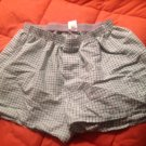 Uniqlo green boxers size L