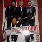 guitar world magazine jun 2009 jack white jimmy page the edge new