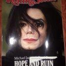 rolling stone magazine michael jackson cover 8/6/09 new